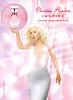 CHRISTINA AGUILERA Inspire 2008 UK 'Follow your inspiration'<br /> MODEL: Christina Aguilera