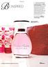 CHRISTINA AGUILERA Inspire 2008 US (advertorial Cosmopolitan Girl)