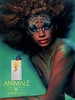 ANIMALE by Suzanne de Lyon 1987-1989 US (Macy's stores) 'The new fragrance. Unleaash it'