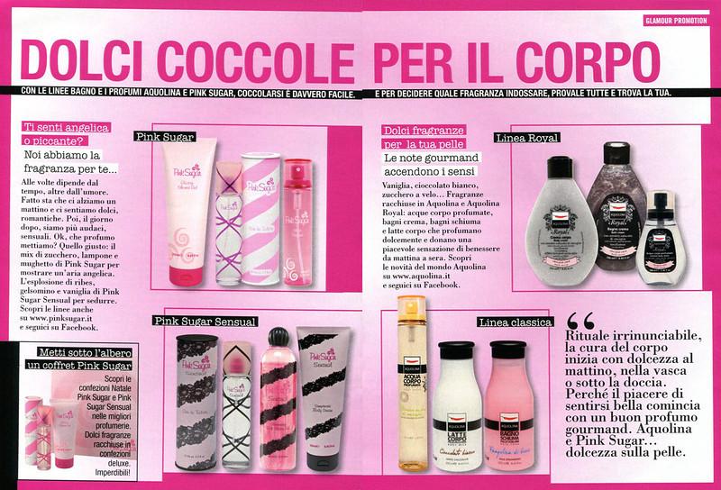 Bagno Doccia Aquolina : Aquolina pink sugar diverse glossypages
