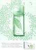 ELIZABETH ARDEN Green Tea 2009 France (Marionnaud stores) 'Pour Noël, retrouvez en exclusivité... le coffret Elizabeth Arden Green Tea...'