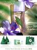 ELIZABETH ARDEN Green Tea Exotic 2009 Spain 'La nueva fragancia de verano - Un viaje inesperado'