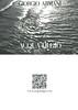 GIORGIO ARMANI Acqua di Giò Essenza recto-verso card 7,5 x 5 cm