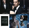 ARMANI Code for Men & Code Sport 2011 UK (6-page foldout with 2 postcards) 'A modern man's guide to the art of seduction in collaboration with Armani Code - Fragrance for men'