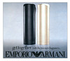 Emporio ARMANI He  & She 1999 Finland (small format) 'Get together with the two new fragrances'
