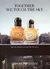 Emporio ARMANI Stronger with You - Because It's You 2017 Qatar 'Together we touch th sky - The new fragrances from the two of us'<br /> <br /> PHOTO:  Fabien Constant