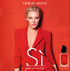 GIORGIO ARMANI Sì Passione 2018 Spain (format 20 x 20 cm) 'the new fragrance'