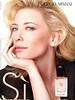 GIORGIO ARMANI Sì Eau de Parfum 2014 Italy 'l'eau de parfum'<br /> <br /> MODEL: Cate Blanchett, PHOTO: Tom Munro