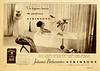 ATKINSONS Eau de Cologne Jabón de Tocador 1962 Argentina half page 'Un lujoso baño de perfume Atkinsons - Jabones Perfumados'