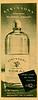 ATKINSONS Coral 1957 Argentina half page 'Atkinsons presenta su última creación - Medio litro de fina colonia $42 - En dos fragancias: Extra Fresca y Bouquet de Flores'