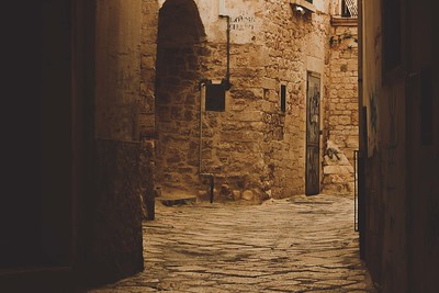 Founded in the Iron Age, for years  the ancient village of Conversano, Itlay was a flourishing market viillage.