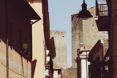 Tarquina, Italy
