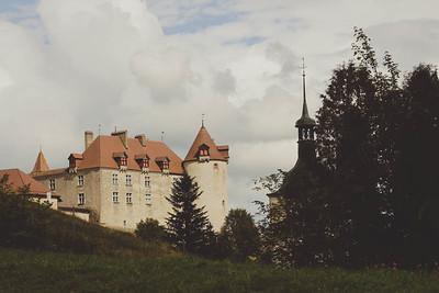 Chateau Gruyere