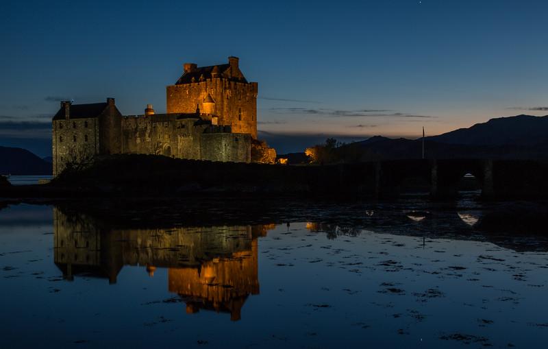 Eilean Donan Castle - Highlands, Scotland (April 2018)