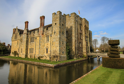 Hever Castle - Sussex (April 2016)