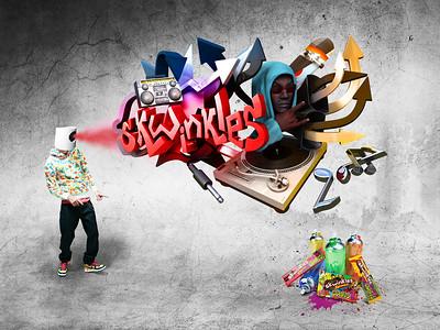 Agency: Leo Burnett Mexico Client: Skwinkles