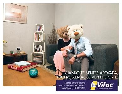 Agency: El Recreo Client: Vifac