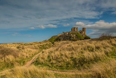 Bamburgh Castle - Northumberland (April 2018)