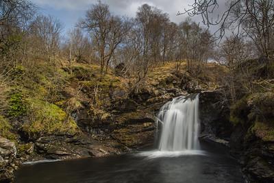 Falls of Falloch - Stirlingshire, Scotland (April 2018)