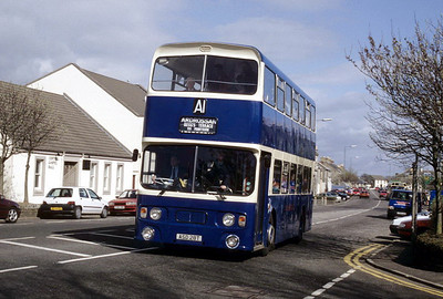 A1 Service ASD28T High St Irvine May 94