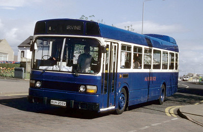 A1 Service BUH205V High St Irvine May 94