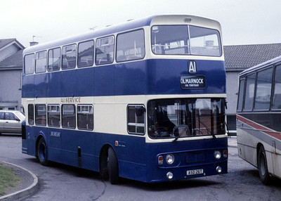 A1 Service ASD26T Chapelhill Mt Ardrossan May 90