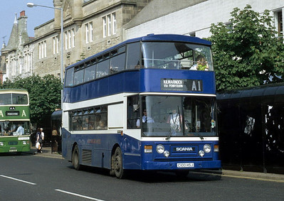A1 Service C100HSJ High St Irvine Aug 91