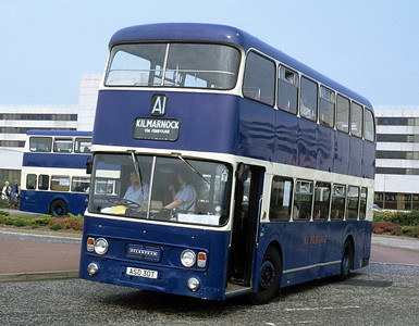 A1 Service ASD30T Crosshouse Hospital Aug 91