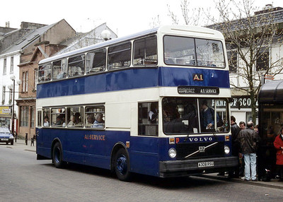 A1 Service A308RSU High St Irvine Apr 94