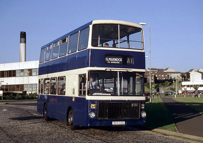 A1 Service B24CGA Crosshouse Hospital Jul 94