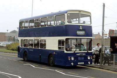 A1 Service ASD26T Vernon St Saltcoats Oct 91