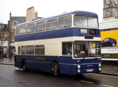A1 Service ANC932T Vernon St Saltcoats 2 Jan 95