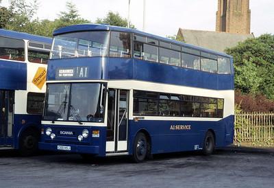 A1 Service C100HSJ KBS Jul 87