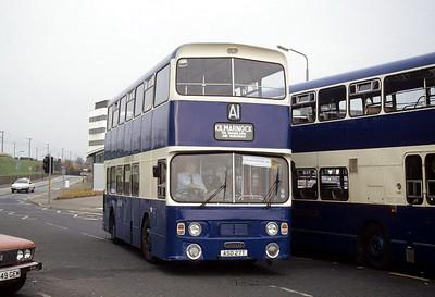 A1 Service ASD27T Irvine Stn Nov 93