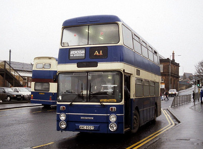 A1 Service ANC932T Vernon St Saltcoats 1 Jan 95
