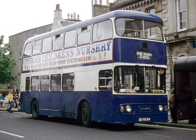 A1 Service ASD31T High St Irvine Jun 94
