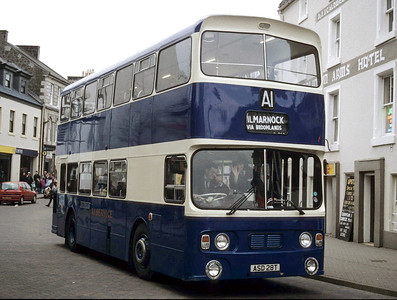 A1 Service ASD28T High St Irvine Feb 94