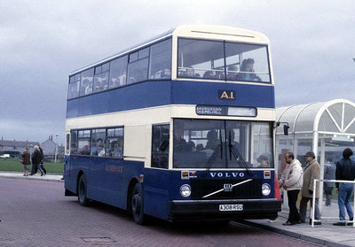 A1 Service A308RSU Crosshouse Hospital Mar 90