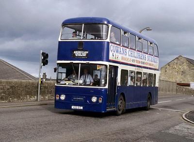 A1 Service ASD31T Townhead Kilwinning May 94