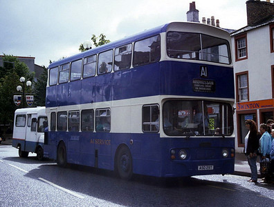 A1 Service ASD29T High St Irvine Aug 94
