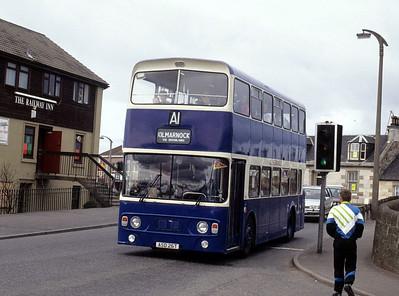 A1 Service ASD26T Townhead Kilwinning Apr 92