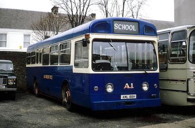 A1 Service AML88H Depot Irvine Nov 83