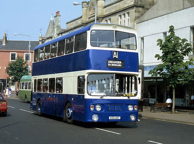 A1 Service ASD28T High St Irvine Aug 91