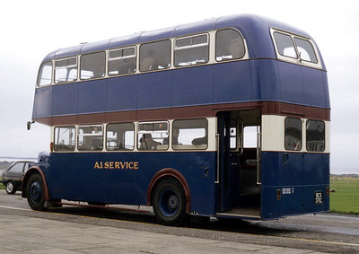 A1 Service BCS371C North Beach Ardrossan 2 Oct 82