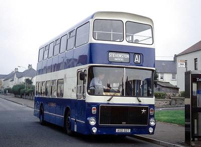 A1 Service ASD32T Adams Ave Saltcoats Nov 93