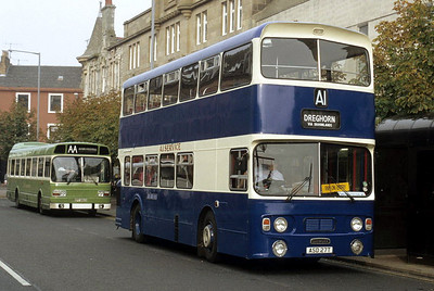 A1 Service ASD27T High St Irvine Oct 91