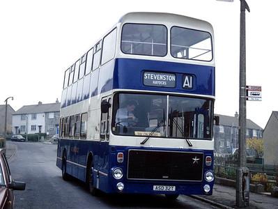 A1 Service ASD32T Corrie Cres Saltcoats Nov 93