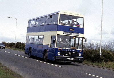 A1 Service A308RSU Irvine Rd Kilwinning Apr 92