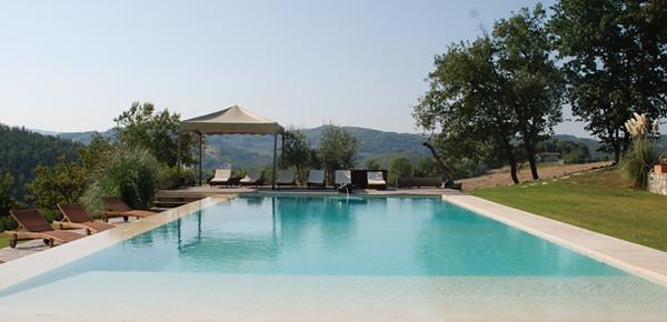 A12 - CHIANTI CLASSICO - Panoramic Villa