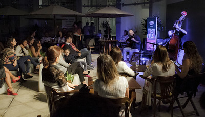 30_03_2017_BOSSA JAZZ, FELIPE COELHO TRIO, TROMPOWSKY CORPORATE__FOTO_Bruno Ropelato-25